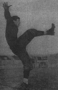 Capron kicking