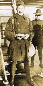 Sergeant Grover Cleveland Alexander