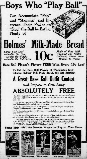 holmes'bread