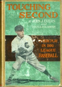 """""""Touching Second,"""" Evers' and Fullerton's collaboration on """"Inside Baseball."""""""
