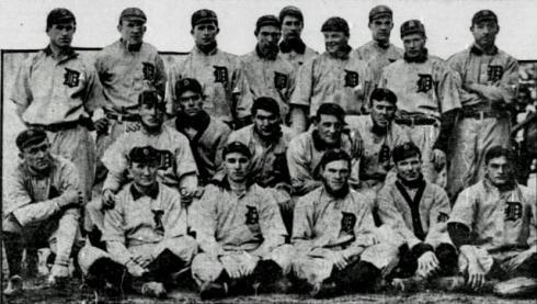 1908 Detroit Tigers