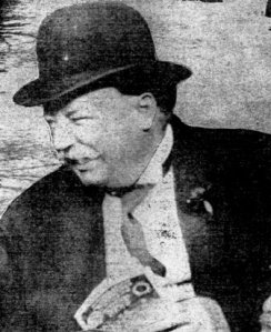 President Taft at West Side Grounds